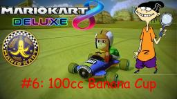 Mario Kart Ed Deluxe Mii Character Races Episode 6: 100cc Banana Cup with Edd