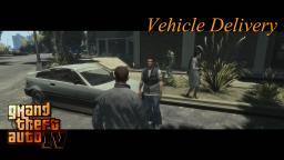 Grand Theft Auto IV: pt. 5 - Vehicle Delivery (PC)