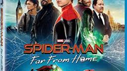 Closing to Spider-Man: Far From Home DVD (2019)