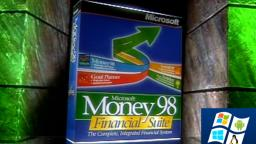 money98 | Microsoft Money 98 Financial Suite | Microsoft Clip