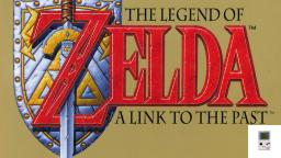 The Legend Of Zelda: A Link To The Past -Bloxed