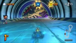 Crash Team Racing: Nitro Refueled - Ripper Roo - PS4 Gameplay