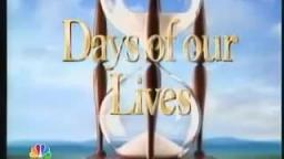 Days of Our Lives Hourglass - March 2008
