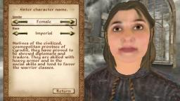 Oblivion Lets Play Part 1