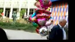Mylar Balloons at Tivoli 2012