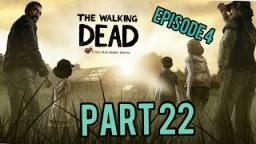 The Walking Dead |Part 22| zombie apocalypse underground