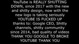 YOUTUBE IS SHUTTING DOWN