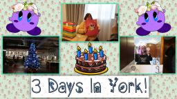 3 Days In York! 🥳 (Vlog)