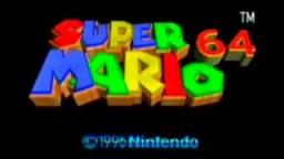 Cool Mario 64 Speedrun Trick!