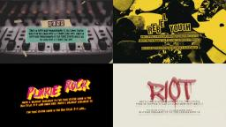 ProParagraph Punk - Professional Description Titles for FCPX - Pixel Film Studios