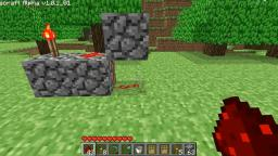 MC Alpha 1.0.1_01 Redstone Mechanics (READ DESCRIPTION)