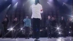 Michael Jackson - Man in the mirror  Dangerous Tour 1992 live in Bucharest, Romania