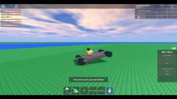 ROBLOX - Ultimate Build Drag Race