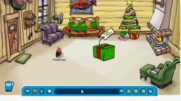 Club Penguin part 3. Its christmas!