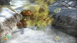 Pikmin 3 - Yellow Pikmin - Wii-U Gameplay