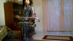 saidi belly dance, belly dance with cane