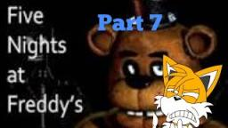 Five Night at Freddys part 7- creepy Bon Headeye