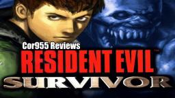 Resident Evil Survivor Review