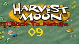 Let´s Play Harvest Moon: Back to Nature #09