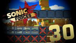 Lets Play Sonic Forces [Switch] Part 30 - Die Geheim-Level