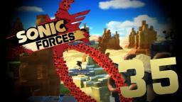 Lets Play Sonic Forces [Switch] Part 35 - Die virtuelle Realität