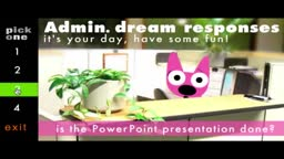 The Epicness Of Dream Responses Admin Professionals Day
