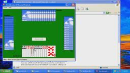 Playing a Card Game in Windows XP Mode