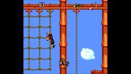 Super Donkey Kong (NES booltleg) gameplay