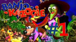 Let s Play Banjo-Kazooie  (100% Deutsch) - Teil 1