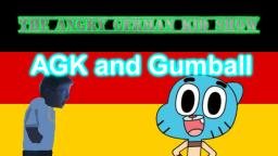 The Angry German Kid Show Episode 11: AGK and Gumball