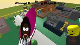 Whoopi Goldberg Plays Roblox