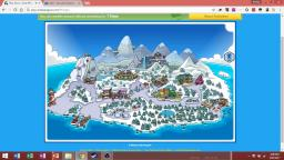 CLUB PENGUIN - CAN WE FLIP THE ICE BERG??