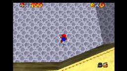 sm64 bloopers: mario tries to kill himself