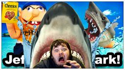 SML Movie: Jeffys Pet Shark! REACTION