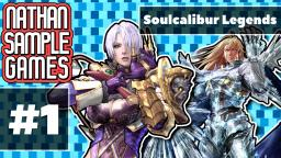 Soulcalibur Legends (Wii) #1 │Nathan Sample Games