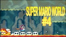 TONTERIAS EN SUPER MARIO WORLD - CAPITULO 4