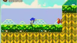 Ultimate Flash Sonic - Flash Game