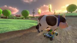 My Mario Kart 8 Deluxe Random Gameplay Part 1: Moo Moo Meadow