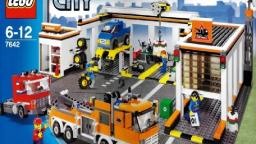 Lego City 2009 Road Rescue 1