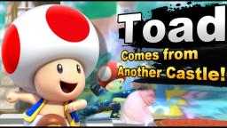 SMASH ULTIMATE TOAD REVEAL