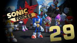 Lets Play Sonic Forces [Switch] Part 29 - Die Welt ist gerettet