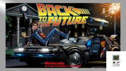 Back To The Future (NES) -Bloxed