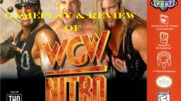 WCW Nitro Review And Gameplay On Nintendo 64 (My Old Video)