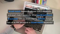 Should I Use Broad Match or Phrase Match on Google Ads?