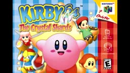 Above The Clouds - Kirby 64: The Crystal Shards