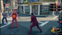Yakuza: Like a Dragon - Battle