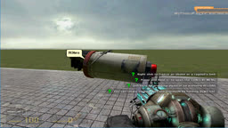Making EPIC machine gun in Garrys mod 10