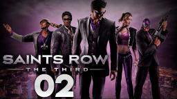 Saints Row: The Third Walkthrough #2