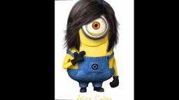 Emo minion slideshow