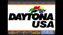 Every version of the Daytona USA theme played at once